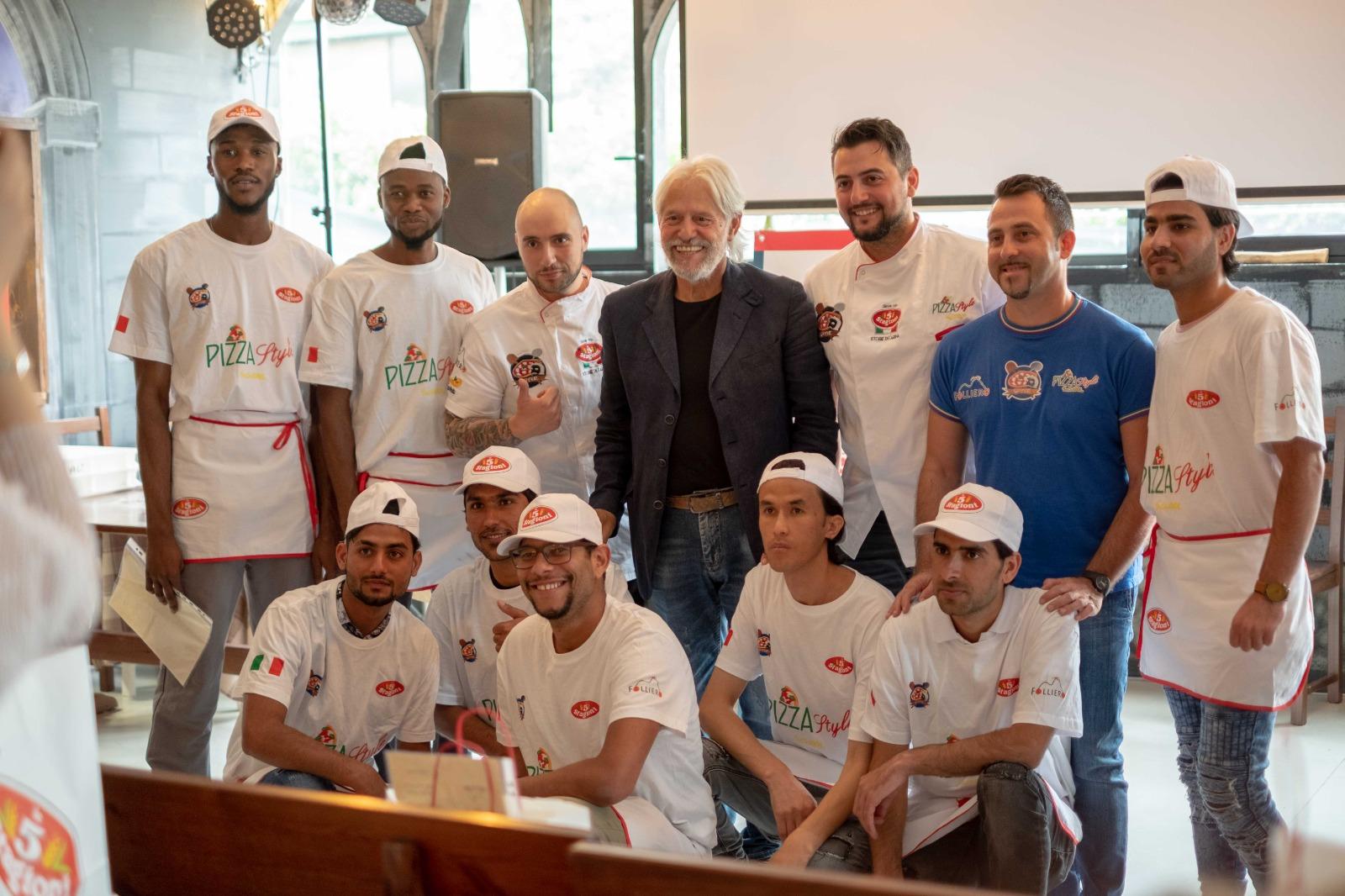 #pizzawalt: l'arte della pizza tra corsi di formazione, integrazione sociale ed opportunità lavorative.