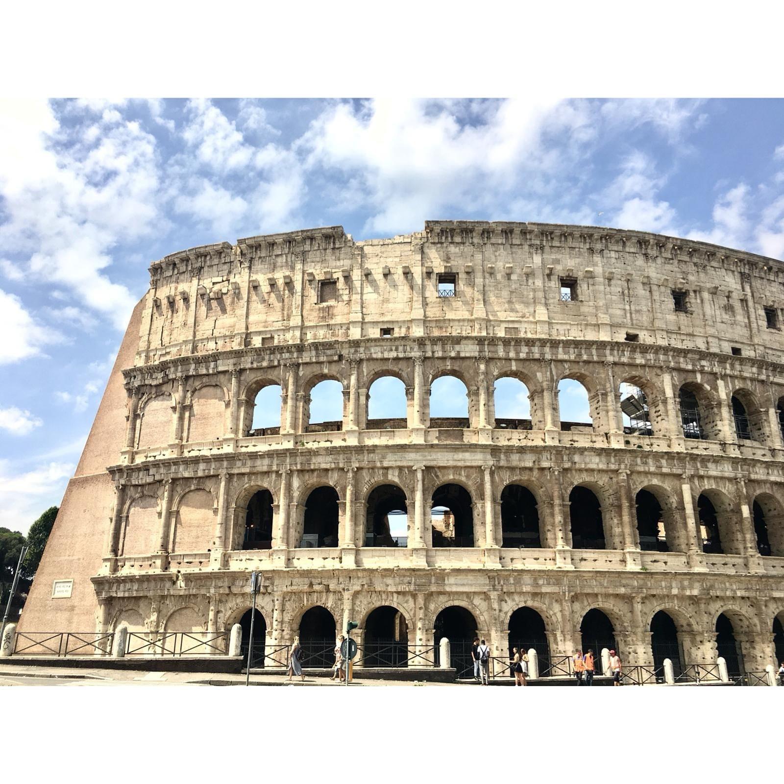 Colosseo, Roma – Gli hashtag #