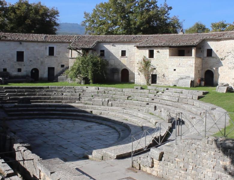 Area archeologica di Sepino località Altilia – Saepinum